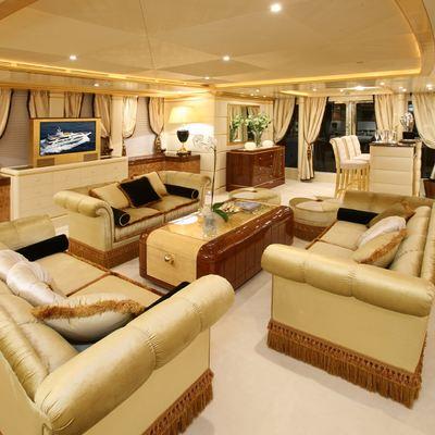 Platinum Yacht Main Salon