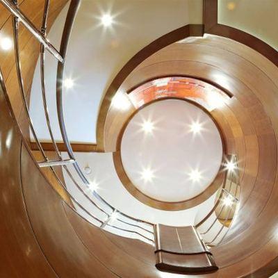Harmony III Yacht Foyer