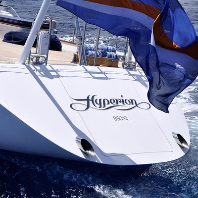 Hyperion Yacht