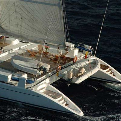 Douce France Yacht Aft View