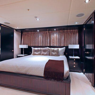 Carpe Diem Yacht Stateroom