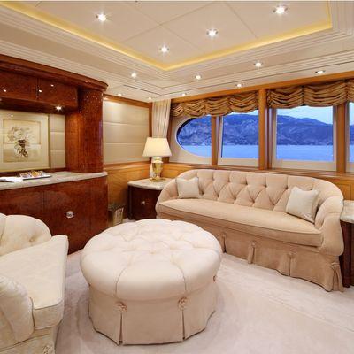 Capri I Yacht Master Stateroom - Lounge