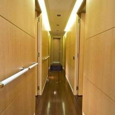 Zelda Yacht Hallway