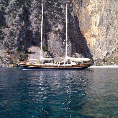 Kaya Guneri IV Yacht