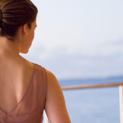 Elegant 007 Yacht Sundeck - Day