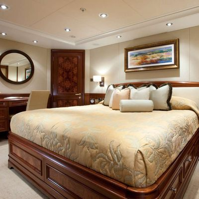 Avalon Yacht Guest Stateroom