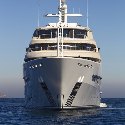 Naia Yacht Bow