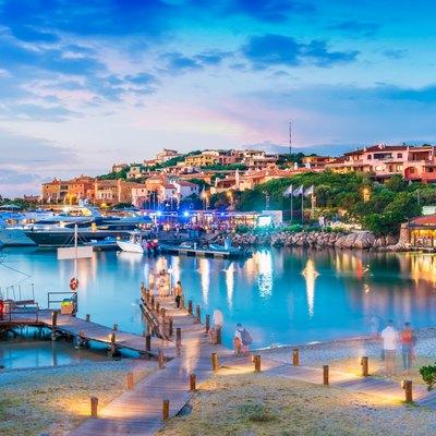 Maddalena Islands to Porto Cervo