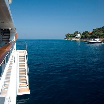 Latitude Yacht Gangway