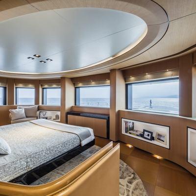 Suerte Yacht Master Stateroom