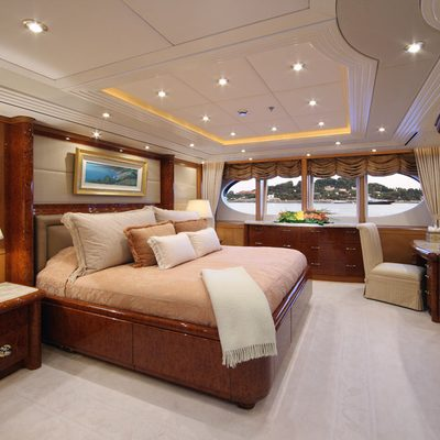 Capri I Yacht Master Stateroom