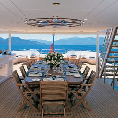 Lou Spirit Yacht
