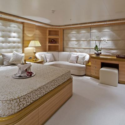 Mia Rama Yacht Stateroom