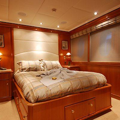 Milk and Honey Yacht Stateroom