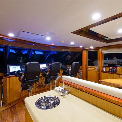 Shear Madness Yacht