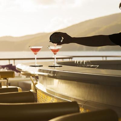 Solandge Yacht Exterior Bar