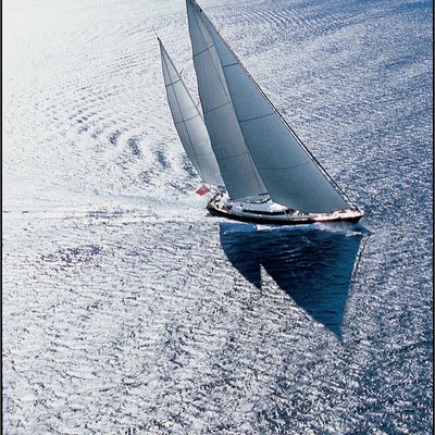 Parsifal III Yacht Exterior