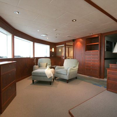 Silver Cloud Master Stateroom