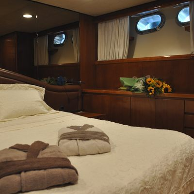 Shiva Yacht
