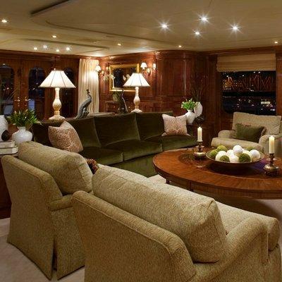 Top Five Yacht Main Salon