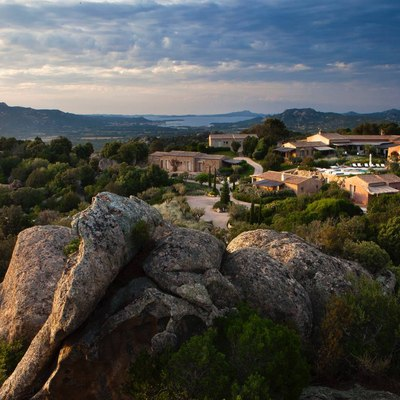 Lap luxuriously in the exclusive Porto Cervo
