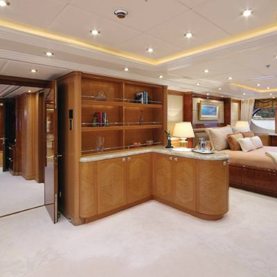 Capri I Yacht Master Stateroom - Overview