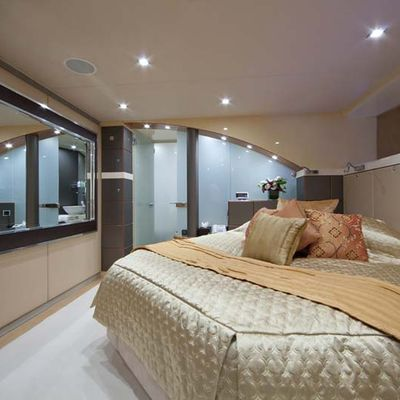Daloli Yacht VIP Stateroom - Mirror