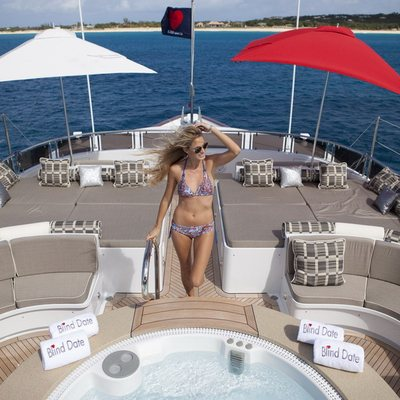 Ocean Club Yacht Jacuzzi & Seating