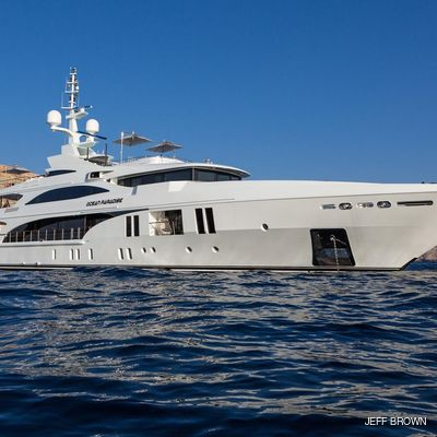 Ocean Paradise Yacht Profile