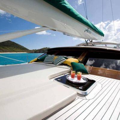 Whirlwind Yacht