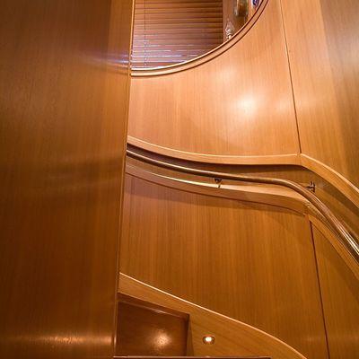 Heritage Yacht Stairwell Detail