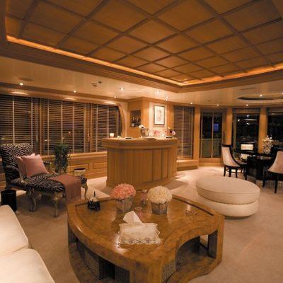 Marla Yacht Salon - Night