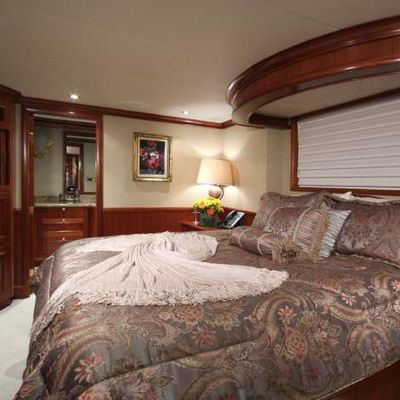 Far From It Yacht Guest Stateroom