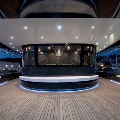 Ocean Emerald Yacht Bridge Windows