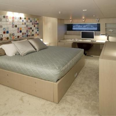 Red Dragon Yacht Master Stateroom