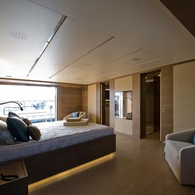 Bliss Easy Yacht Guest Stateroom