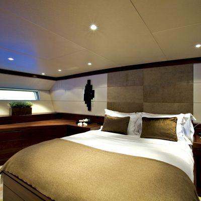 Palmira Yacht Master Stateroom