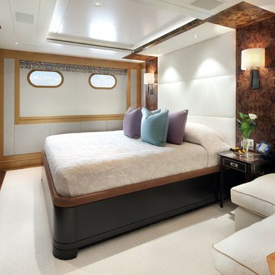 Lady Britt Yacht Guest Stateroom