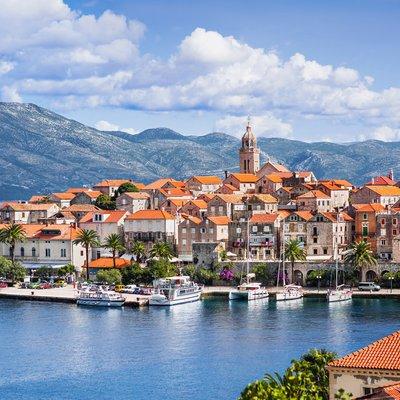 The charms of Korčula