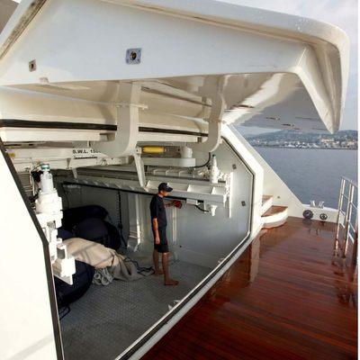 N.M.N Yacht Tender Garage