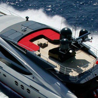 Dragon Yacht Overhead