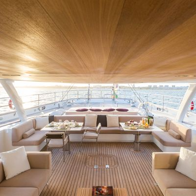 Spirit of the C's Yacht