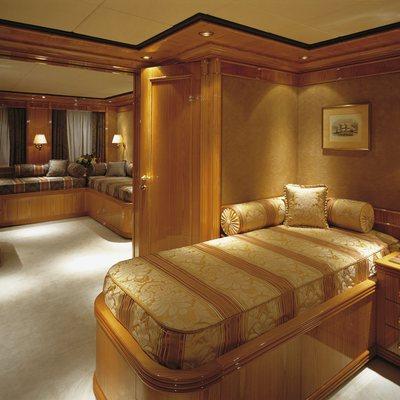Jaan Yacht Twin Stateroom