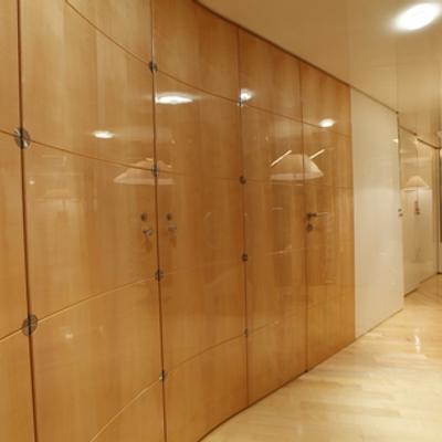 Vera Yacht Hallway - Lower Deck