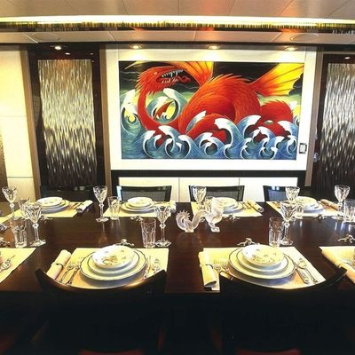 Dragon Yacht Dining Table