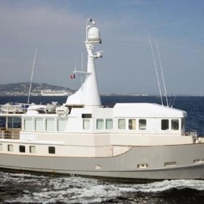 Alter Ego Yacht