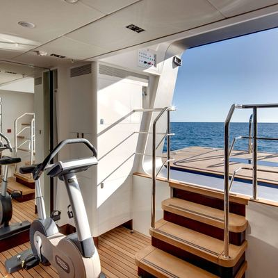 Vertigo Yacht Gym/Swim Platform