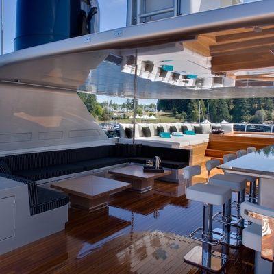 Odessa Yacht Sundeck