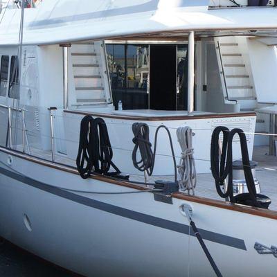Aiglon Yacht External Side