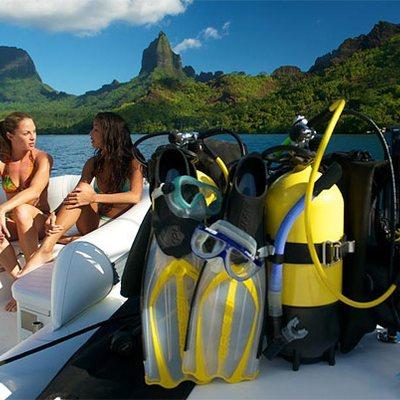 Bliss Yacht Scuba Diving